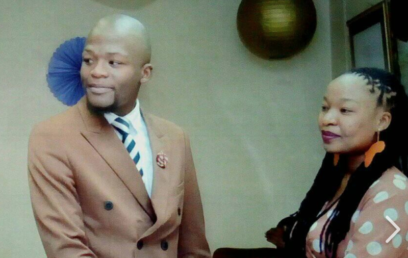Samkelo Bless Khowa and Latoya Khowa  / Facebook