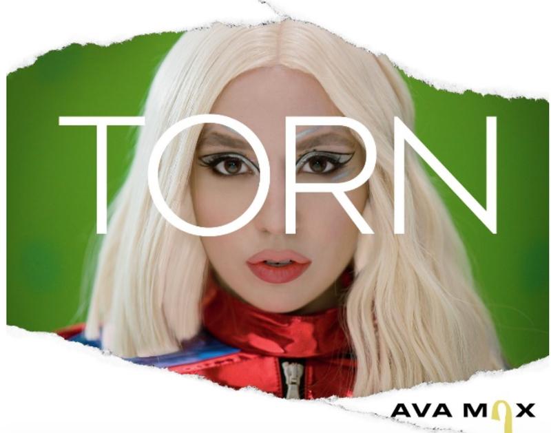 Ava Max 'Torn' / Lauren Dunn