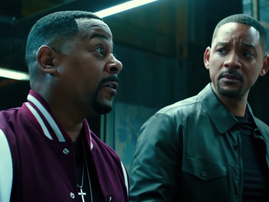 Will Smith and Martin Lawrence in Bad Boys 3 trailer / YouTube