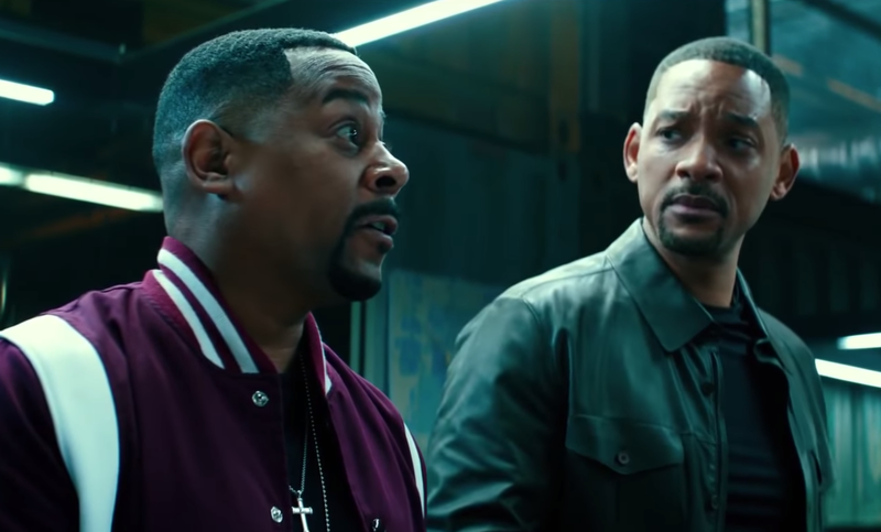 First Trailer for 'Bad Boys For Life' with Will Smith & Martin Lawrence