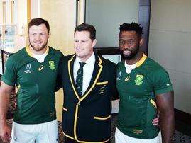 Siya kolisi rugby world cup 2019