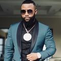 Cassper Nyovest in a suit / Instagram