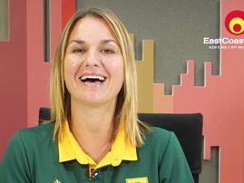 Keri shares reasons why she loves East Coast Radio
