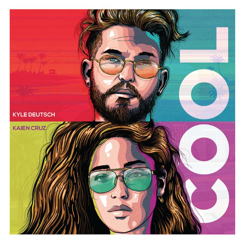 Kyle Deutsch team up with Kaien Cruz to drop new song, 'Cool'