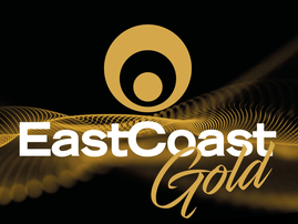 East Coast Gold logo / ECR