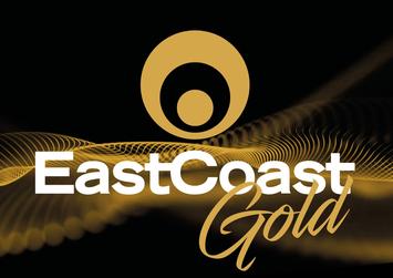 East Coast Gold logo / ECR