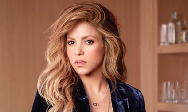 Shakira for Pandora / Instagram