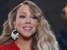 Mariah Carey's christmas / Instagram