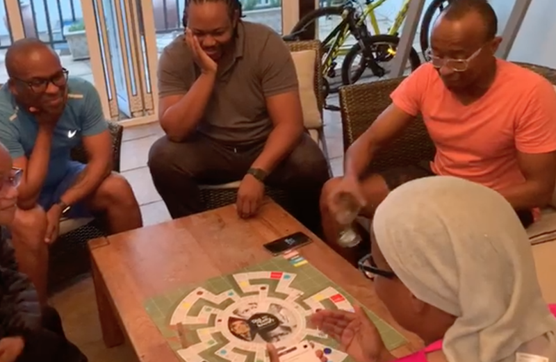 New Durban street name board game / supplied