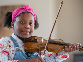 8 year old violinist beautiful news