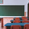 Photo of empty classroom / Pexels