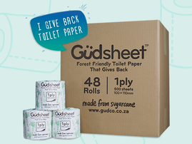 Gud Sheet Toilet paper