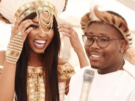 Ntando and Khaya Mthethwa