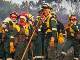 Firefighter women