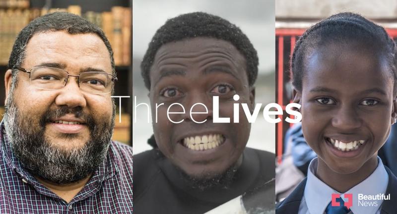 Beautiful News - Three lives 3