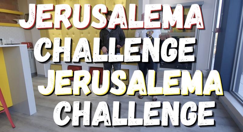 Jerusalema Challenge