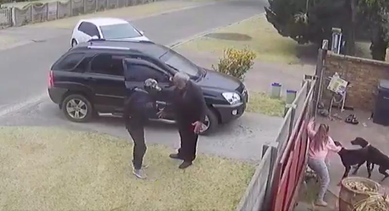 armed robbery Brakpan