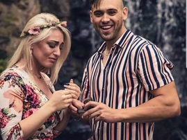 Chantè and Shane win a wedding