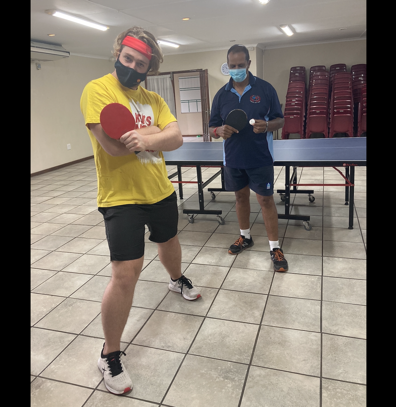 Mike V Table Tennis
