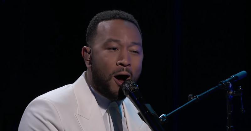 John Legend shares touching message to Chrissy Teigen amid pregnancy loss