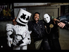 Marshmellow and Usher
