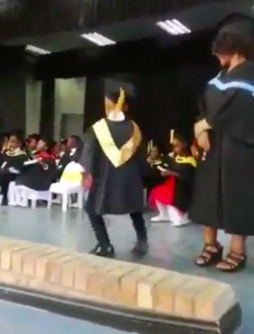 Boy dancing 14 December