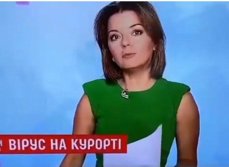 Ukraine reporter