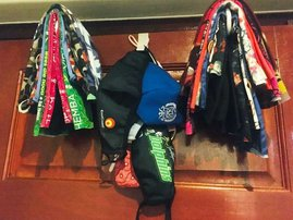 Darren's buff and mask collection