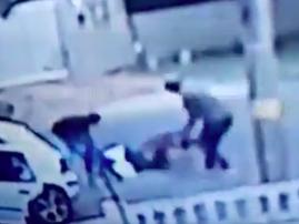 Edenvale street robbery