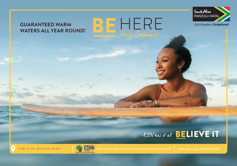 Tourism KZN - February 2021 1