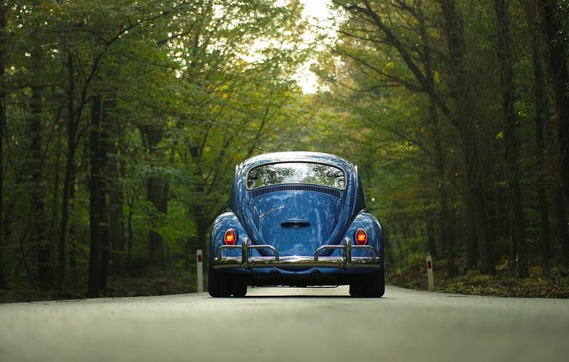 VW bug breakfast