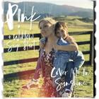 Pink & Willow Sage Hart