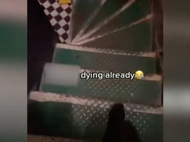Longest staircase