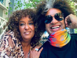 Marc lottering and vicky sampson