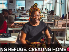 The refugee who risked it all for a dream
