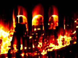 House burning in Joburg