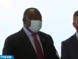 President Ramaphosa Max Hurrell Remix