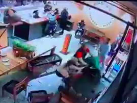 robbery in Florida west rand