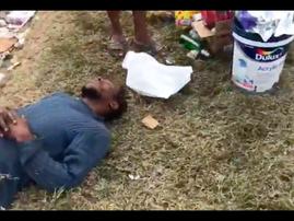 Man passed out KZN