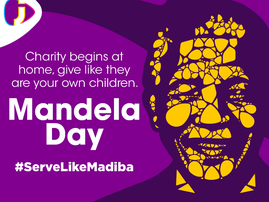 Mandela Day breakfast 2021