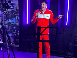 Schalk bezuidenhout comedy 21 July 2021