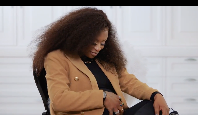 DJ Zinhle pregnancy and reality show reveal
