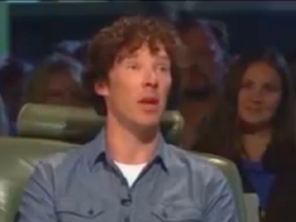 Benedict Cumberbatch breakfast