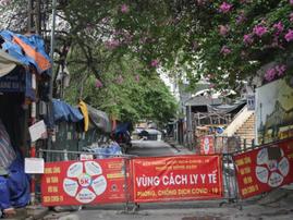 Vietnam has been sentenced to five years in prison