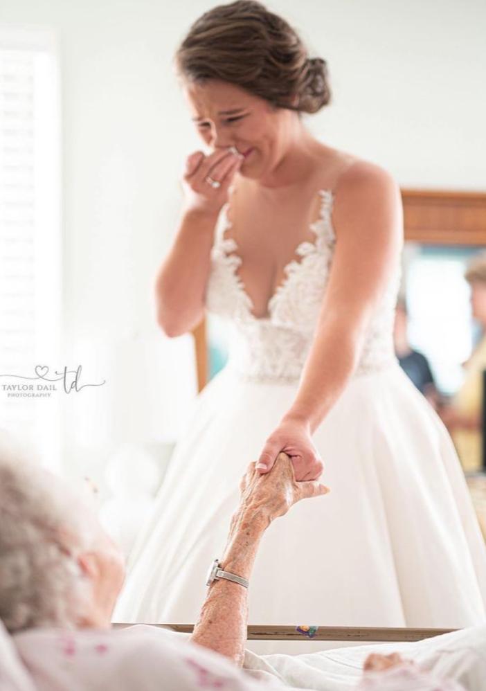 A bride.