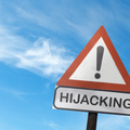 A casual hijacking has left South Africa in amazement