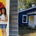 Father buys 13-year-old daughter a house for her birthday.