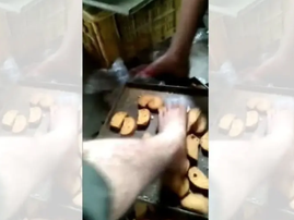 Bet you won't be eating rusk after watching this video