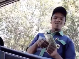 Wiseman prank video