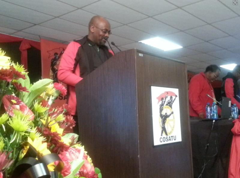 Cosatu confirms ANC's Ramaphosa to address committee meeting
